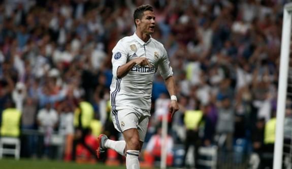 Real Madrid uzatmada Ronaldo'yla Bayern'i yıktı