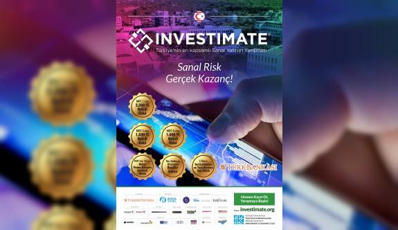 Sanal Yatırım Yarışması'na Kuzey Kıbrıs'tan yoğun katılım