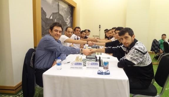 Satrançta Federasyon Kupası YDÜ'nün