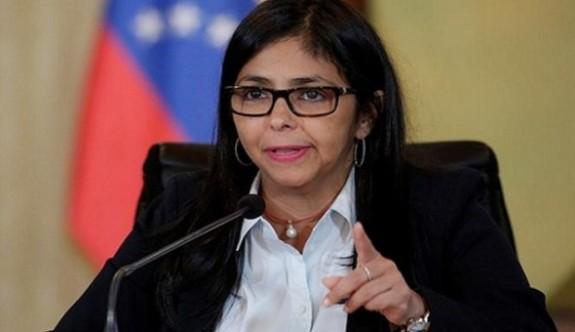 Venezuela'da siyasi gerilim