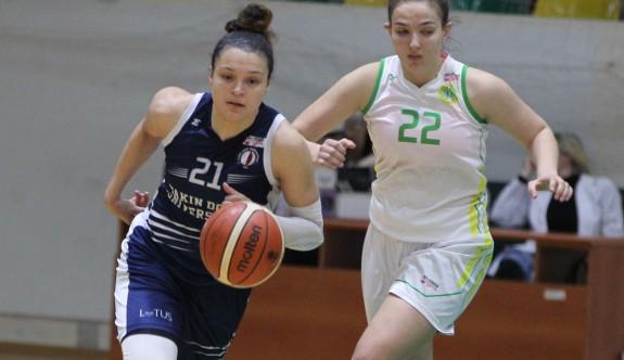 YDÜ farklı yarı finalde  51 – 94