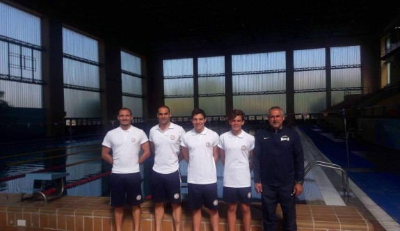 YDÜ yüzücüleri, Türkiye Milli Takımı için yarışacak