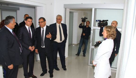 Yenierenköy Sağlık Merkezi hizmete açıldı