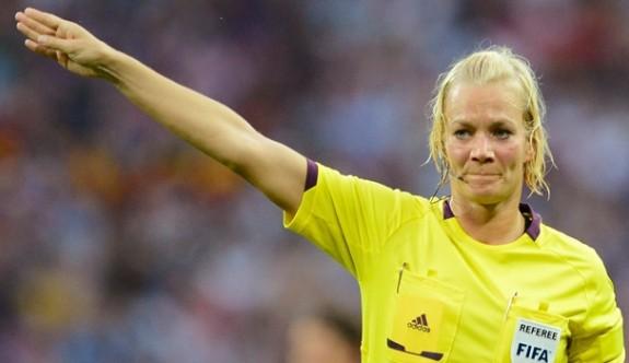 Bundesliga'ya ilk kadın hakem