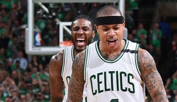 Celtics konferans finalinde