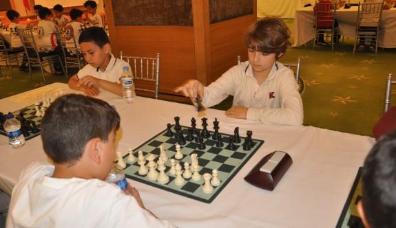 Çocuk Ligi Bölge Turnuvaları'nı tamamladı