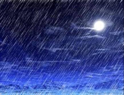 En fazla yağış Kantara'ya