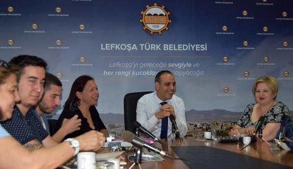 """""""Hedef, Lefkoşa'yı engellemeyen şehir yapmak"""""""