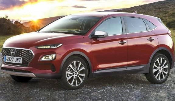 Hyundai'nin yeni SUV'u Kona