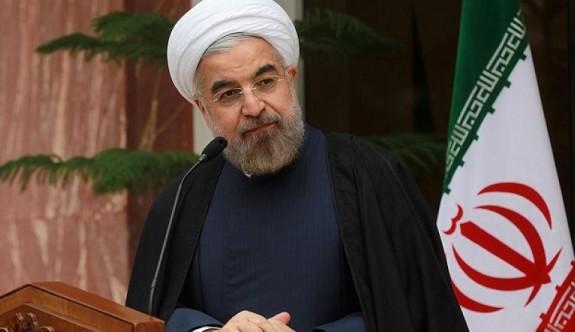 İran'da Hasan Ruhani yeniden cumhurbaşkanı