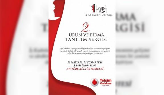 İş Kadınları Firma ve Ürün Tanıtım Sergisi açılacak