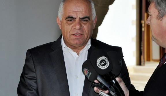 """""""Kıbrıs'ın bölünmüş kalmasını tercih ediyorlar"""""""