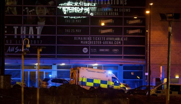 Manchester'da patlama: 22 ölü