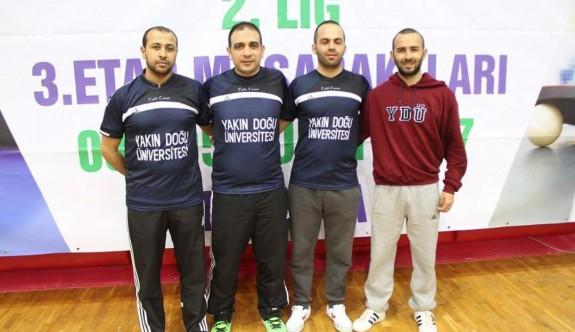 Mardin'de hedef Birinci Lig