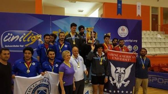 Masa tenisçilerimiz, Türkiye üçüncüsü