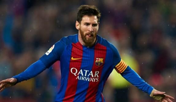 Messi'nin hapis cezasına itirazına ret