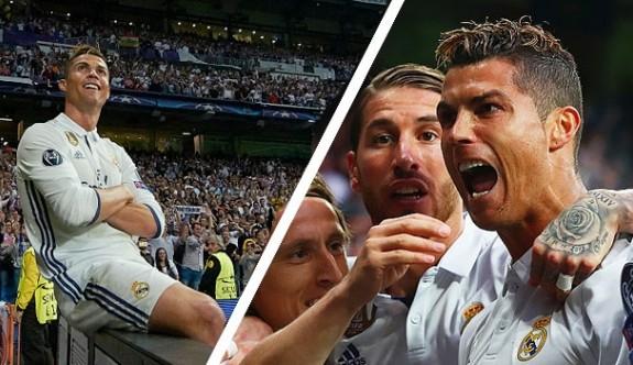 Ronaldo, rakamları alt üst etti