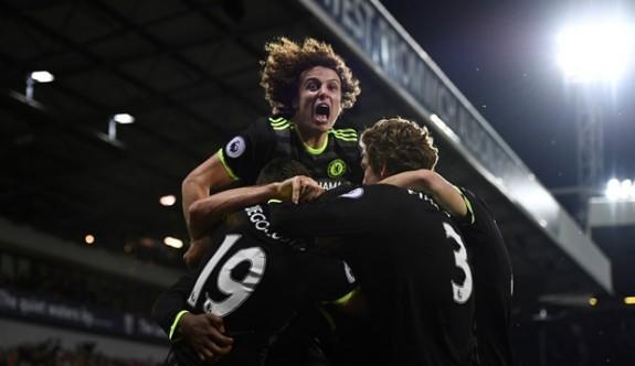 Şampiyon Chelsea