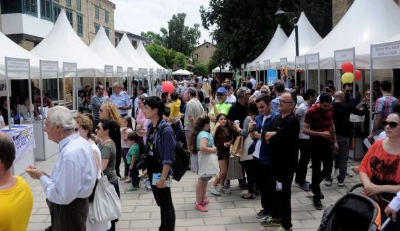 Selimiye Meydanı'ndaAvrupa Günü etkinliği