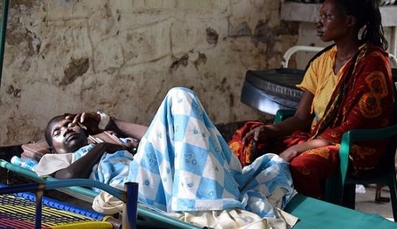 Somali'de kolera salgını