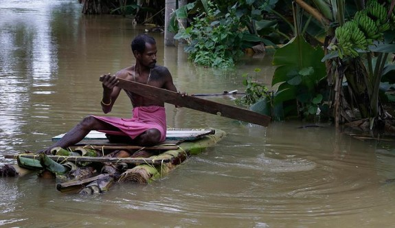 Sri Lanka'da sel felaketi