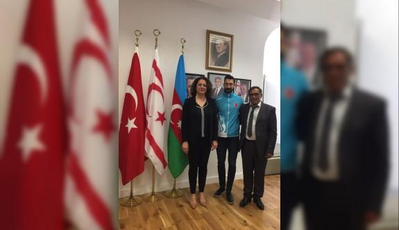 Turganer'den, Yiğitcan'a destek