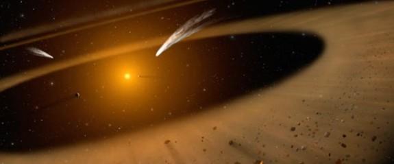 Yeni gezegen sistemi keşfedildi