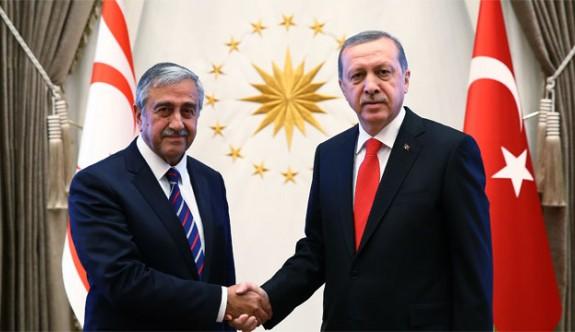 Akıncı, Erdoğan ile görüşecek