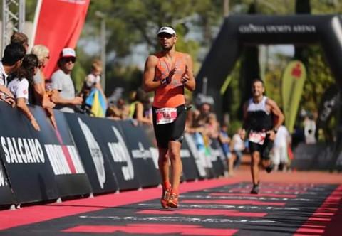 Berkay, Ironman olmak için yarışacak
