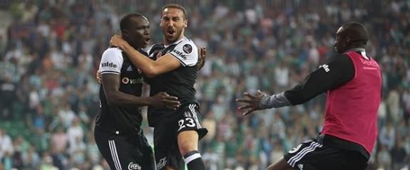 Beşiktaş'a Aboubakar için rakip çıktı!