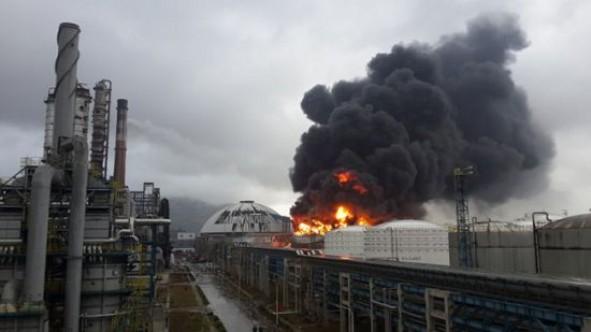 Çin'de fabrika yangını; 6 ölü