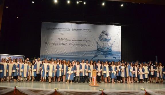 DAÜ'de 679 sağlık personeli yemin etti