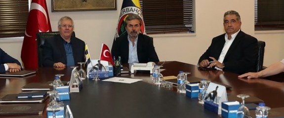 Fenerbahçe Aykut Kocaman'ı 'resmen' açıkladı
