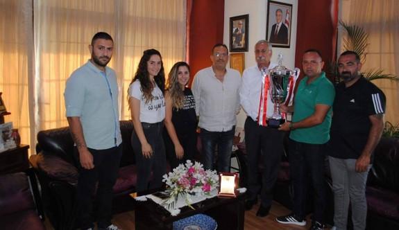 Girne Belediyesi'nden Ozanköy'e 36 bin TL