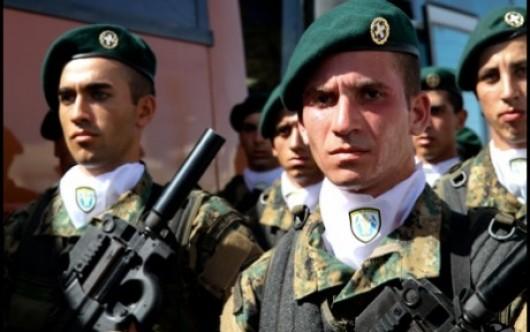 Güney'de profesyonel askerliğe yoğun talep