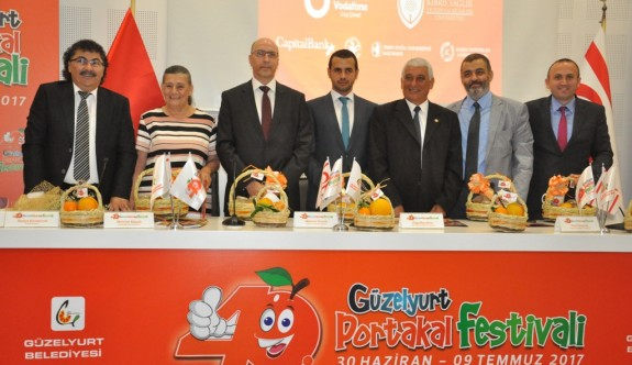 Güzelyurt Portakal Festivali 40. yılında