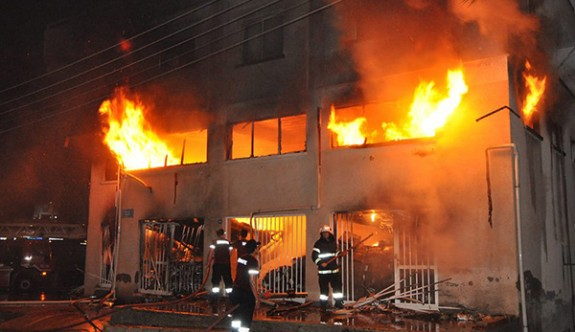 Hamitköy'deki yangınla ilgili 10 kişi tutuklandı