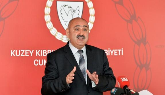 """""""Hedef Kıbrıs Sorununu çözmek olmalı"""""""