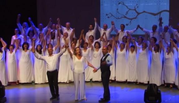 İki Toplumlu Koro 20. yılını kutluyor