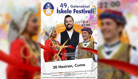 İskele Festivali yarın başlıyor