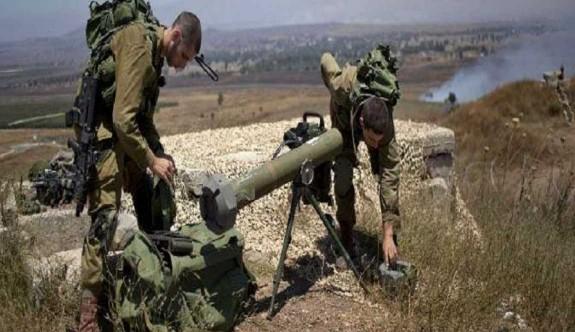 İsrail 400 askerle Trodos dağlarında tatbikat yapıyor