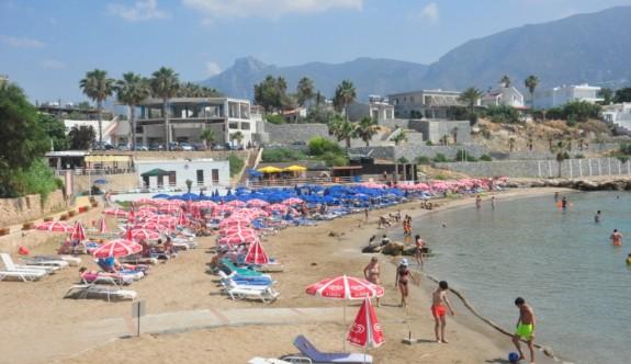 Kervansaray Halk Plajı faaliyete başladı