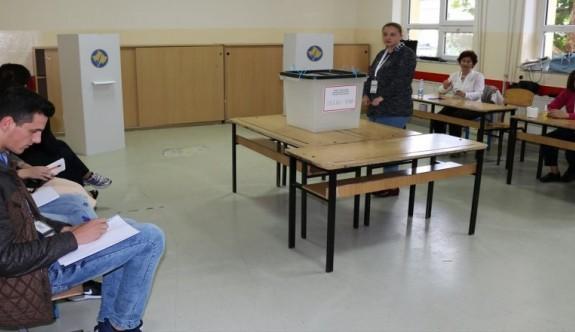 Kosova'da seçim heyecanı