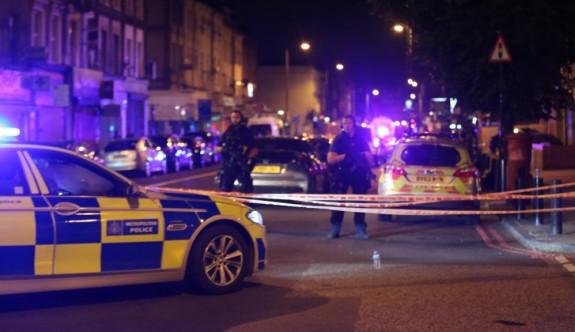 Londra'da müslümanlara yönelik saldırı