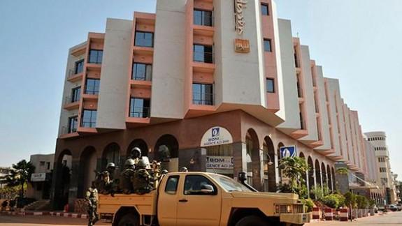 Mali'de otele saldırı; 2 ölü