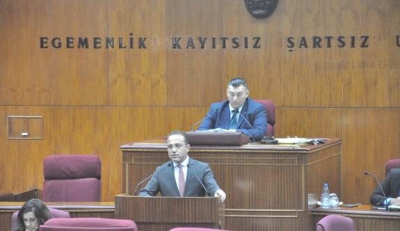 Meclis nisap sorunu nedeniyle dağıldı