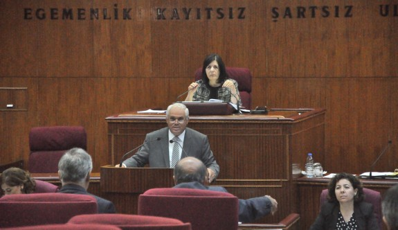 Meclis'te gündem Ercan'dı