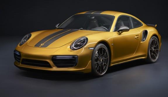 Porsche 911 Turbo S'e Exclusive dopingi