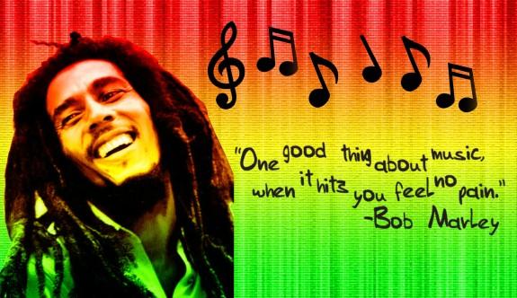 Reggae'nin efsanesi; Bob Marley