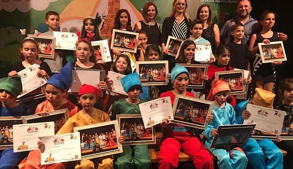 Şehit Ertuğrul İlkokulu Tiyatro Kulübü mest etti